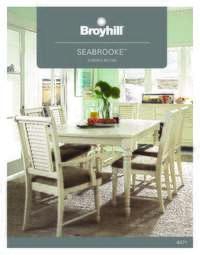 Seabrooke Dining Room Brochure