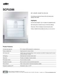 Brochure SCFU386