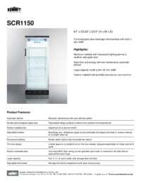 Brochure SCR1150