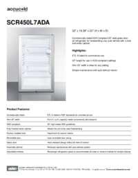 Brochure SCR450L7ADA