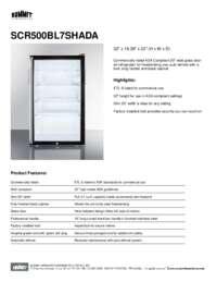 Brochure SCR500BL7SHADA