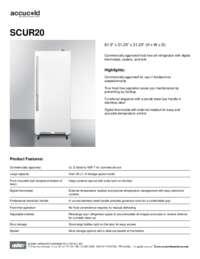 Brochure SCUR20