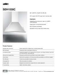 Brochure SEH1530C