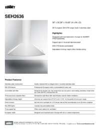 Brochure SEH2636