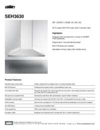 Brochure SEH3630