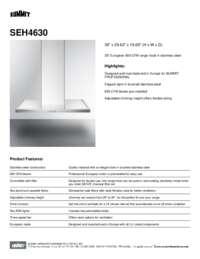 Brochure SEH4630