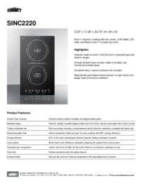 Brochure SINC2220