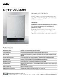 Brochure SPFF51OSCSSHH