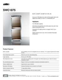 Brochure SWC1875