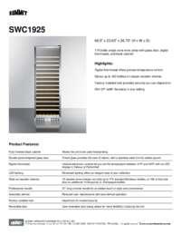 Brochure SWC1925