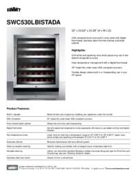 Brochure SWC530LBISTADA