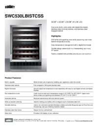 Brochure SWC530LBISTCSS