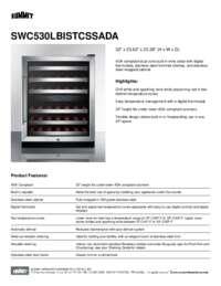 Brochure SWC530LBISTCSSADA