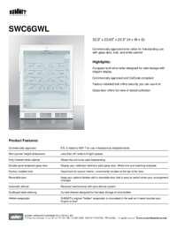 Brochure SWC6GWL