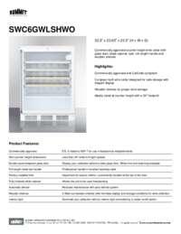 Brochure SWC6GWLSHWO
