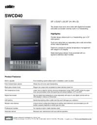Brochure SWCD40