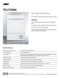 Brochure TCL73XNA
