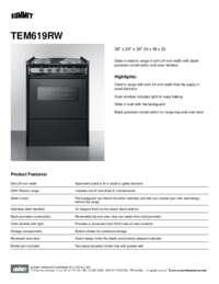 Brochure TEM619RW