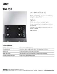 Brochure TNL05P