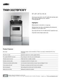Brochure TNM13027BFKWY