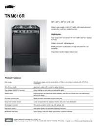 Brochure TNM616R