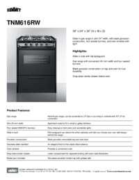 Brochure TNM616RW