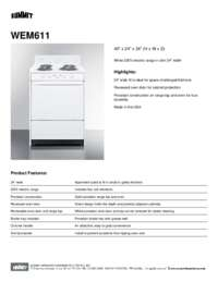 Brochure WEM611