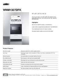 Brochure WNM1307DFK