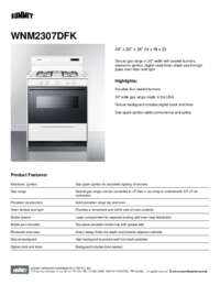 Brochure WNM2307DFK