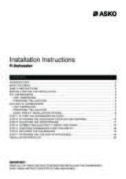 Installation Instructions D5536XXLFI