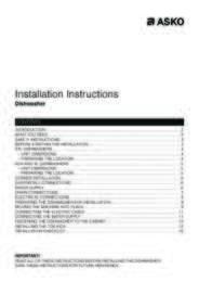 Installation Instructions TH