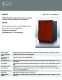 Brochure BI541BIF