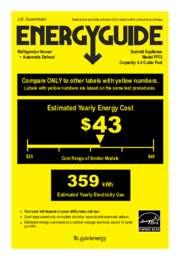 FF73 Energy Guide