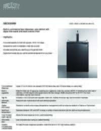 Brochure SBC635MBI