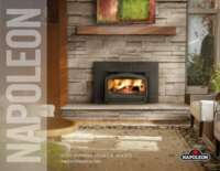 wood burning stoves brochure