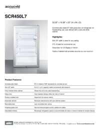 Brochure SCR450L7