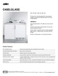 Brochure C48ELGLASS