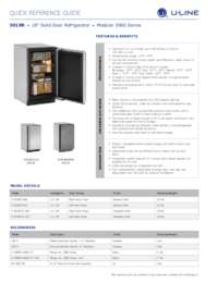 3018R spec sheet