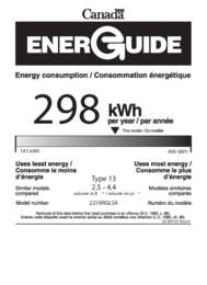 2218 RGLS Ca Energy Guide
