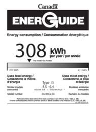 42309 17 stainless steel Ca energy guide