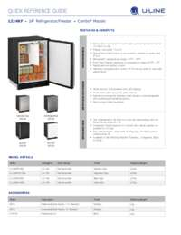 1224RF spec sheet