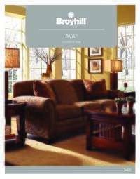 Ava Living Room Brochure
