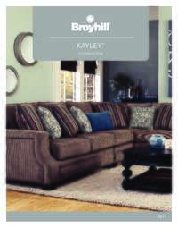 Kayley Living Room Brochure