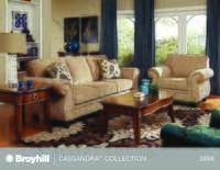 Cassandra Living Room Brochure