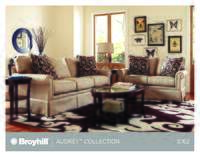 Audrey Living Room Brochure