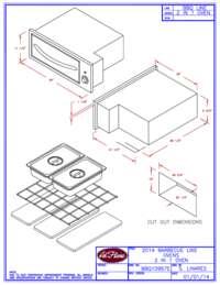BBQ10967E Dimensions