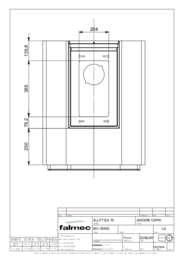 rear Outlet Sheet