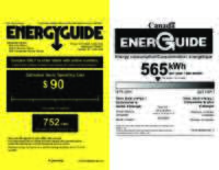 AFI2539ERM Energy Guide EN