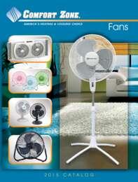 CZ fan catalog