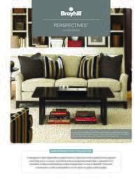 Perspectives Living Room Brochure